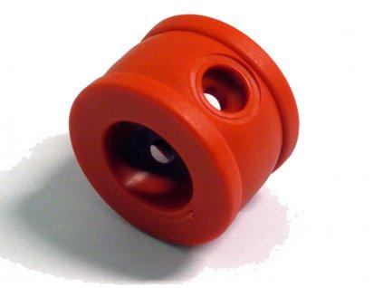 Plastový doraz brankáře na tyč průměr 16mm