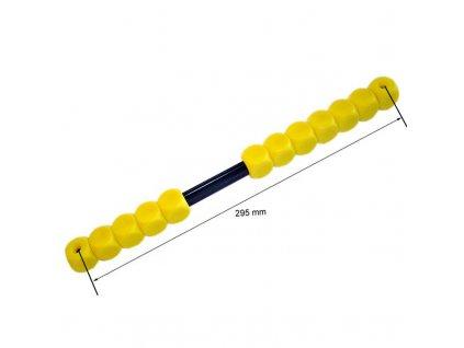 Počítadlo na stolní fotbal - žlutá