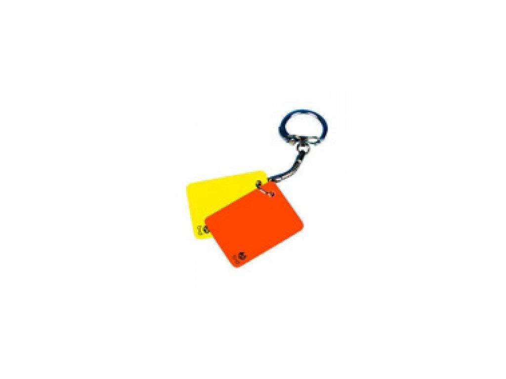 Přívěšek na klíče- karty