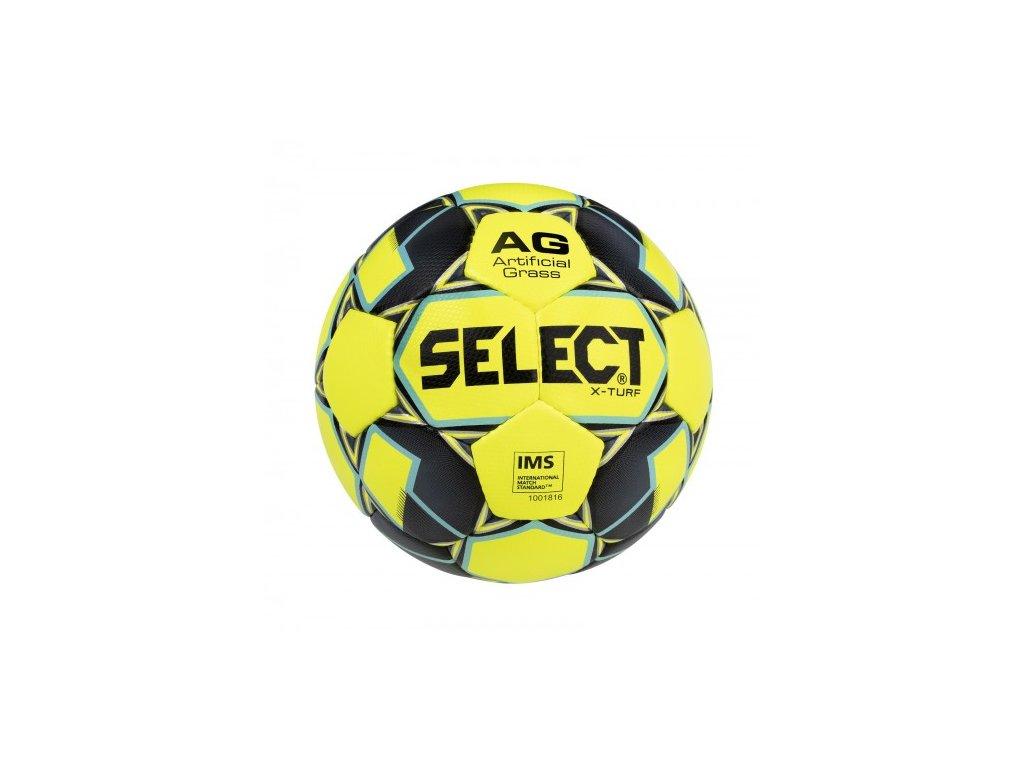 833 YELLOW GREY míč turf
