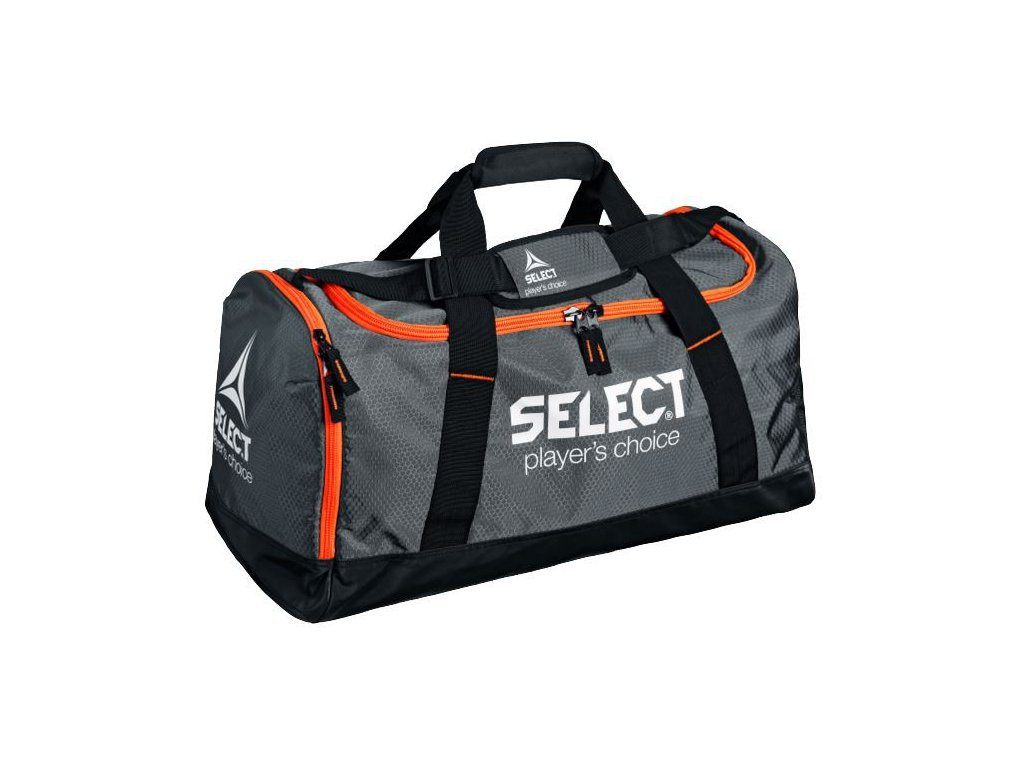 Sportovní taška Select Sportsbag Verona medium šedivá