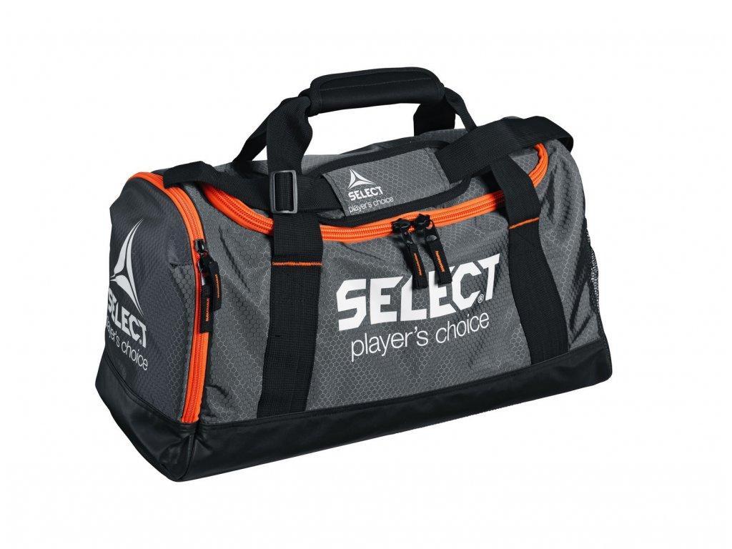 Sportovní taška Select Sportsbag Verona small šedivá