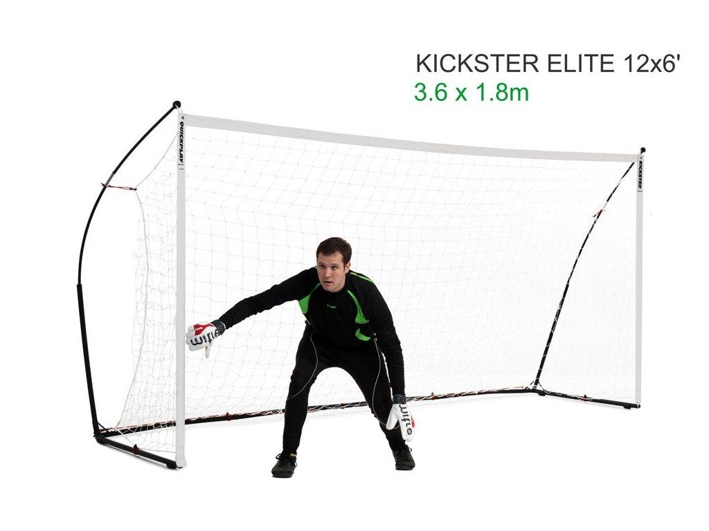 Fotbalová branka Kickster Elite 3,6x1,8 m