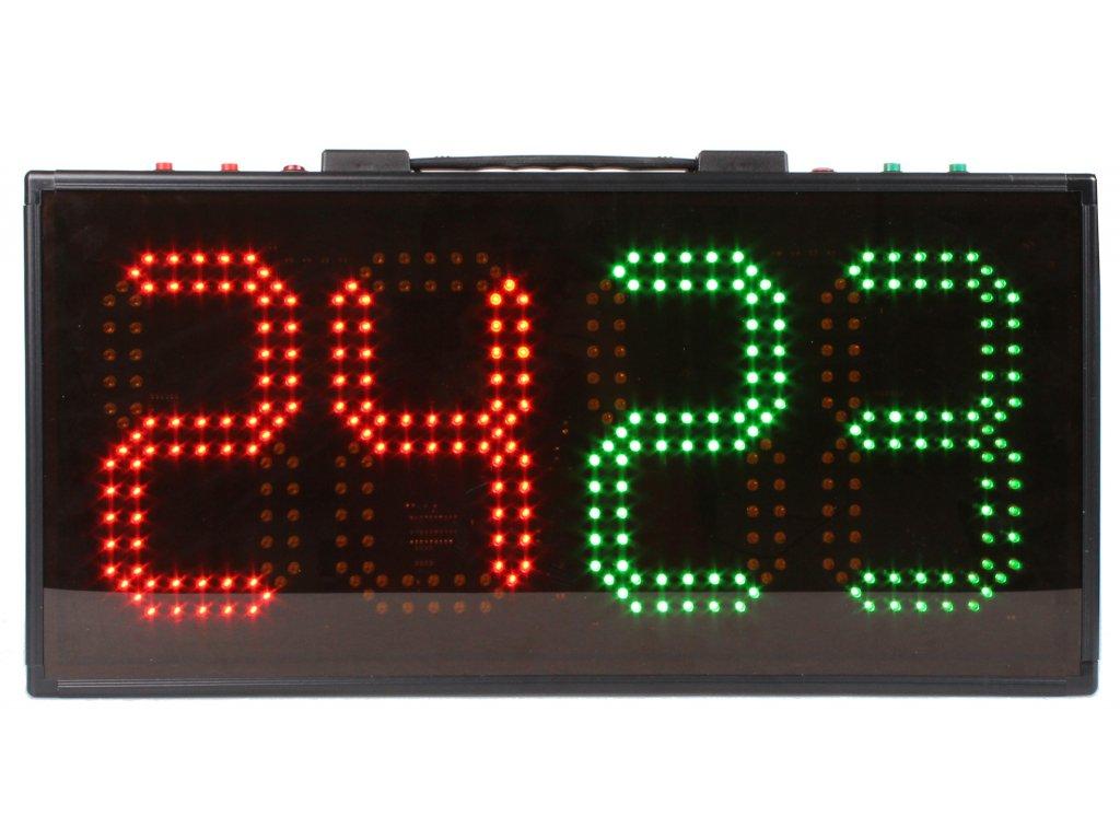 LED elektronická tabule pro střídání