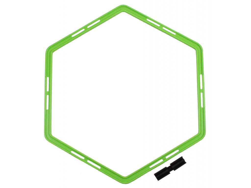 Agility Hexagon proskakovací šestiúhelník