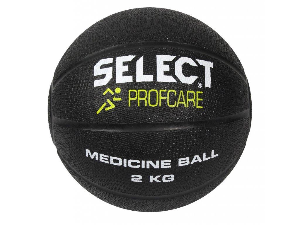 Těžký míč Select Medicine ball černá