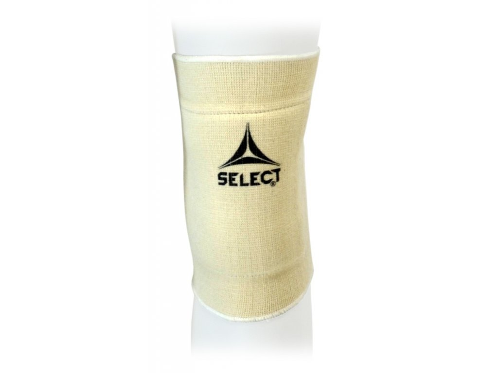 Bandáž kolene Select  w/felt béžová