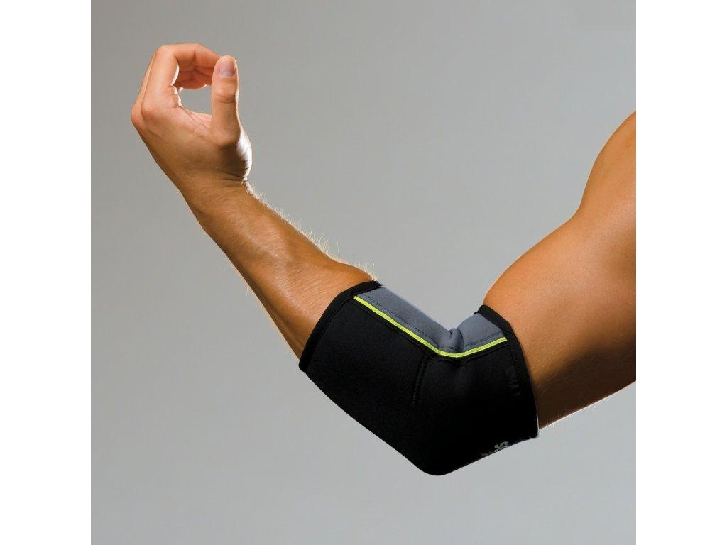 Bandáž na loket Select Elbow support 6600 černá