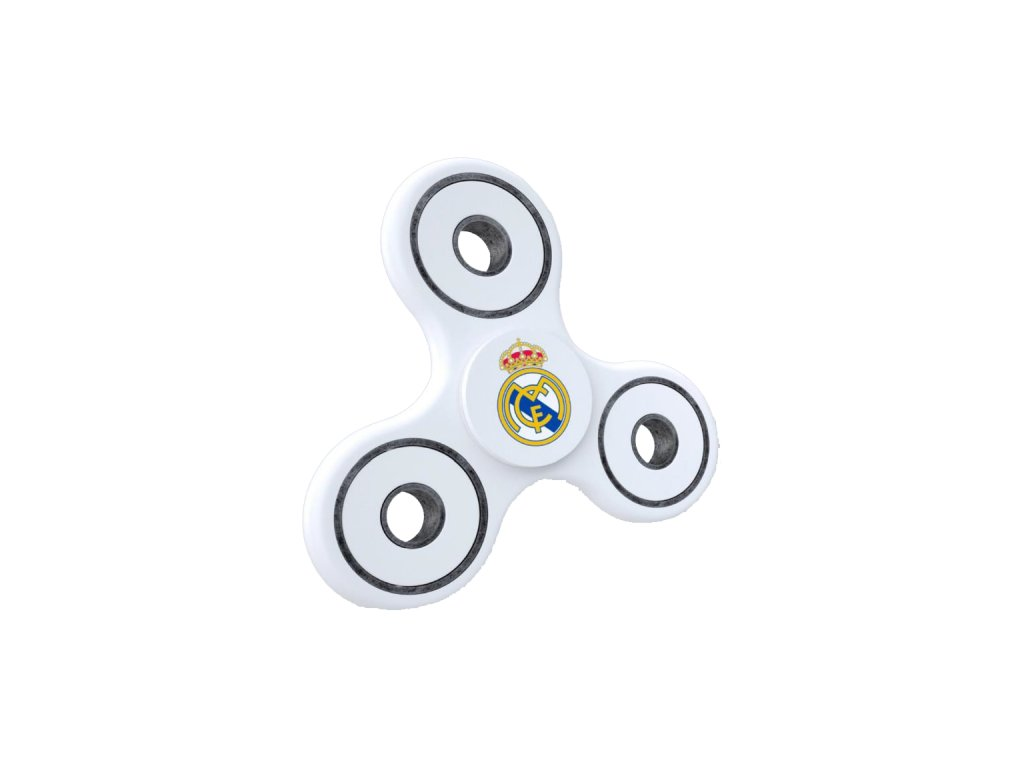 Fidget Spinner Real Madrid (2)