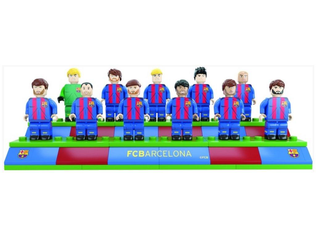 Sběratelský balíček FC Bacelona