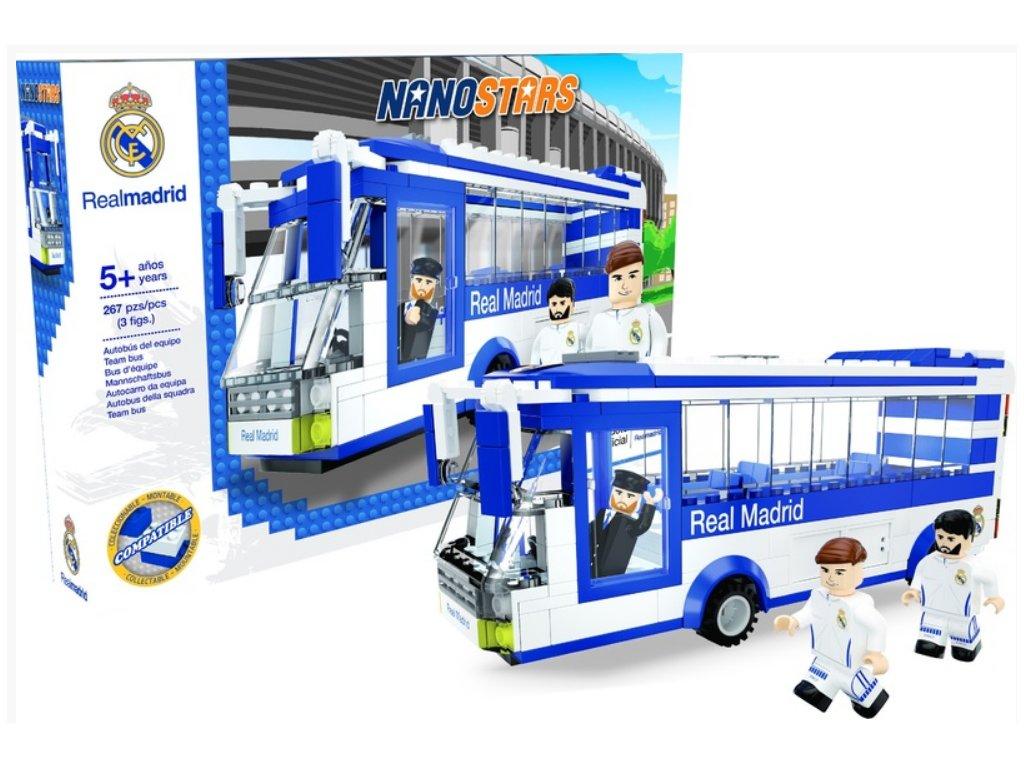 Autobus Real Madrid