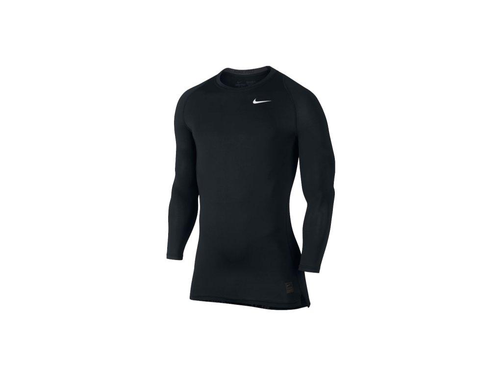 Funkční termo triko Nike Pro Cool Compression dlouhý rukáv (6)