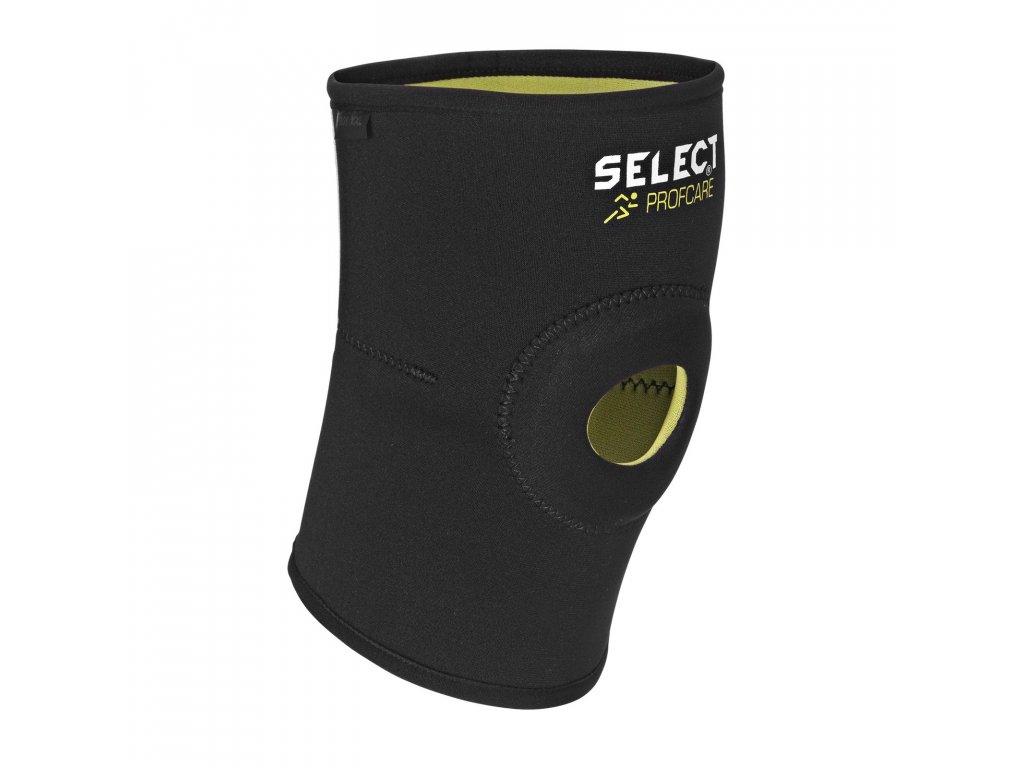 Bandáž kolene Select 6201 černá (2)