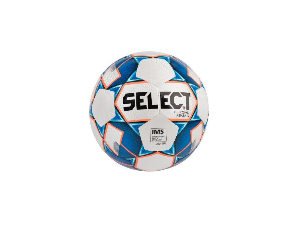 select míč futsal mimas modrá bílá