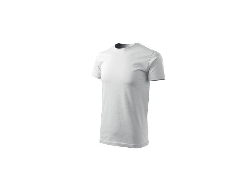 Tričko Basic bílá
