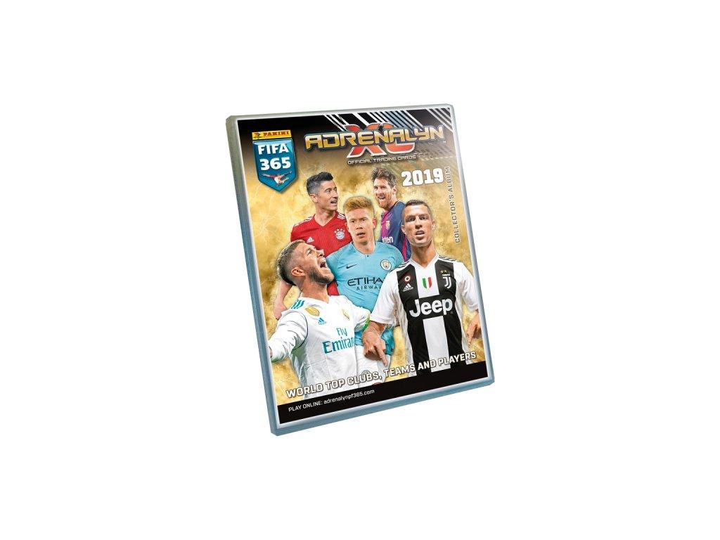 Album na fotbalové kartičky panini 2019