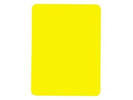 Karta žlutá