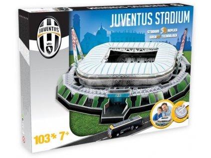 3D PUZZLE Stadion Juventusu Turín