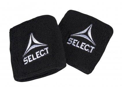 Potítka Select Wristband pair 2 ks černá