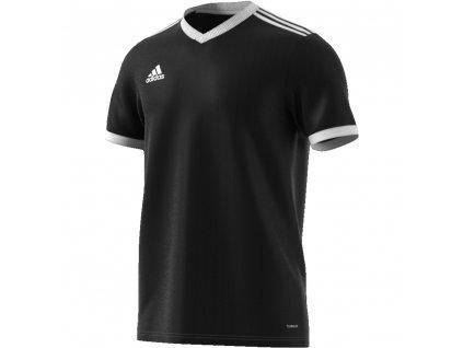 fotbalový dres Tabela 18 černá barva
