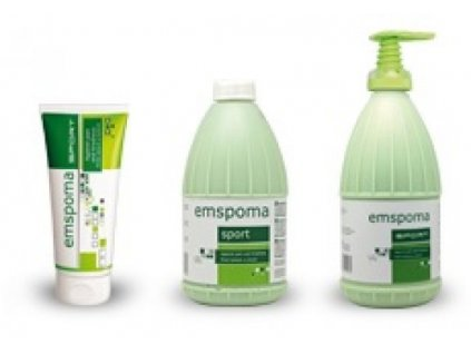 Emspoma zelená - proti bolesti 950 ml