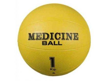 Medicinální míč plastový (váha 6 kg)