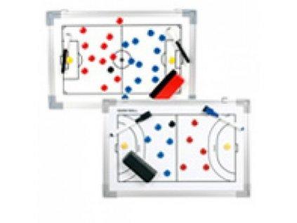 Taktická tabule magnetická 30 x 45 b+d