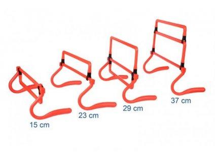 Variabilní překážka pro přeskok 15-45 cm