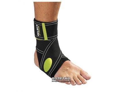 Bandáž kotníku Select Ankle support 2 parts černá