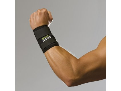 Bandáž na zápěstí Select Wrist support 6700 černájpg