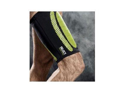Kompresní bandáž stehna Select Compression thigh support 6350 černá (Velikost XXL)