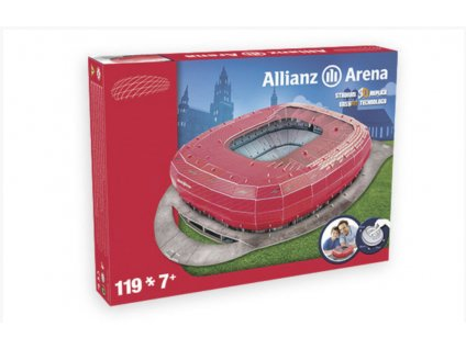 3D Puzzle GERMANY Alianz Arena (Bayern Munchen)