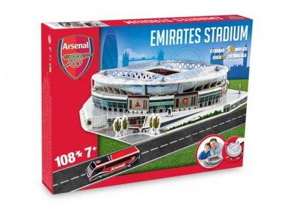 3D Puzzle UK Emirates (Arsenal)