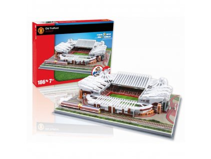 3D Puzzle UK Old Trafford (Manchester United)