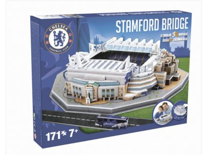 3D Puzzle UK Stamford Bridge (Chelsea)