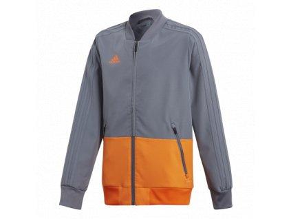 Dětská vycházková bunda adidas Condivo 18 (2)