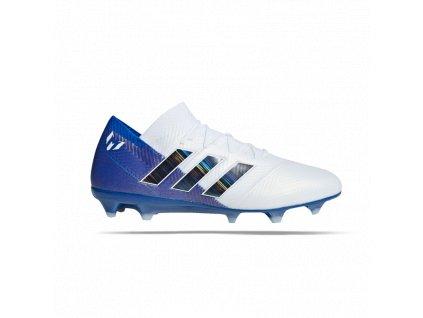 adidas nemeziz messi 18 1 fg db2088 blau db2088
