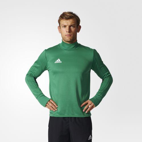 Adidas Mikina TIRO 17 TRAINING Barva: Zelená, Velikost: S