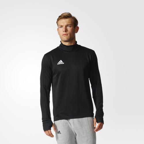Adidas Mikina TIRO 17 TRAINING Barva: Černá, Velikost: S