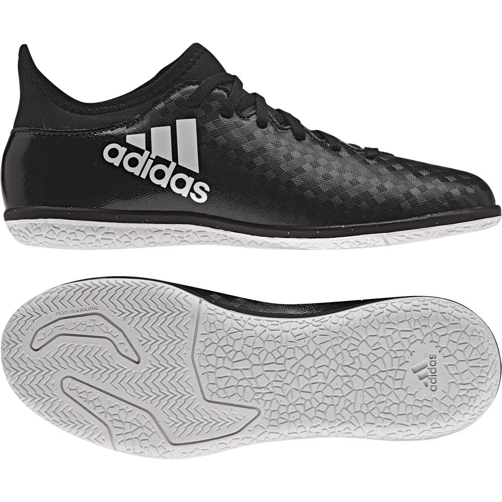 Adidas Dětské Sálovky X 16.3 Barva: Černá, Velikost: 32