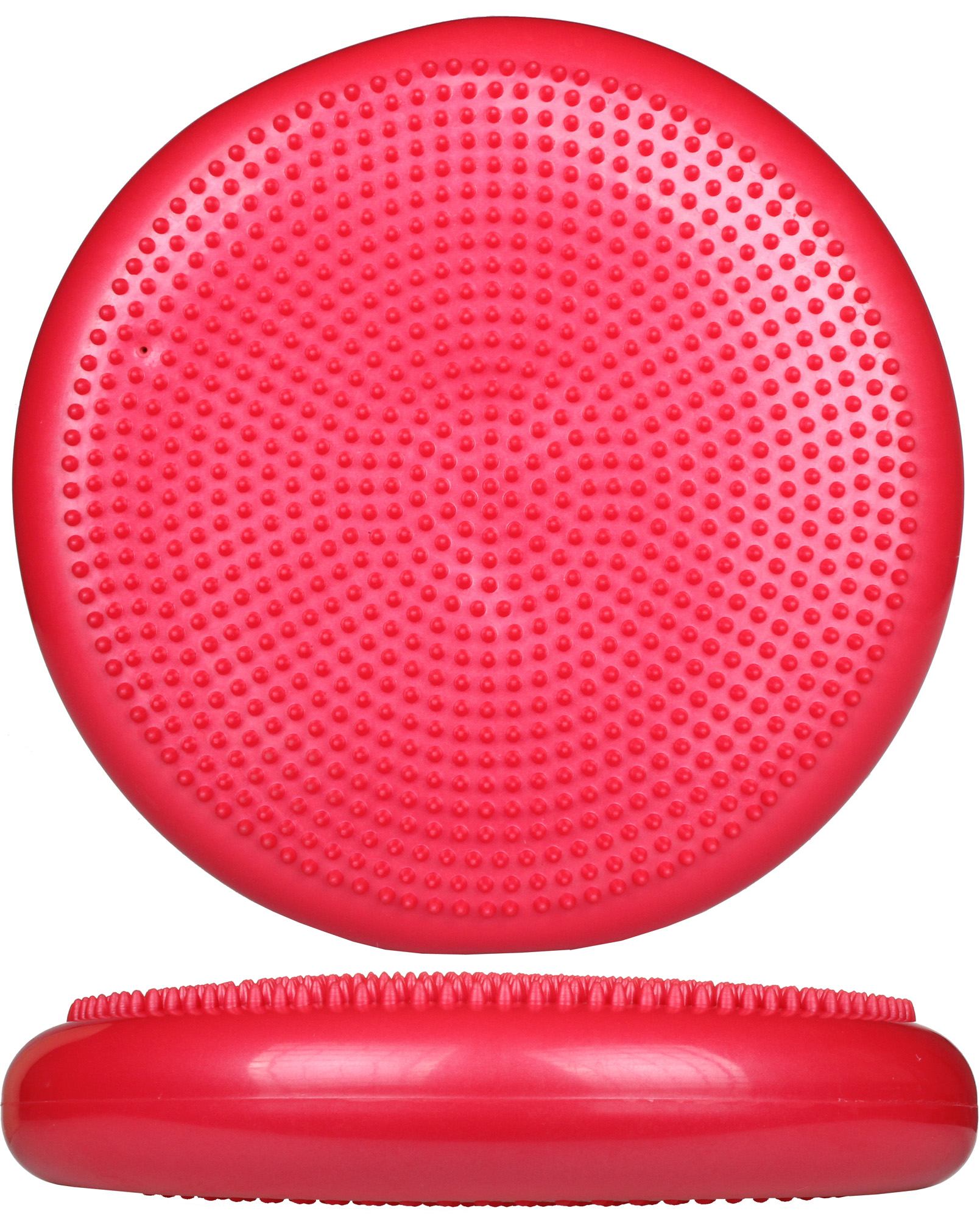 Merco Balanční podložka čočka Barva: Červená