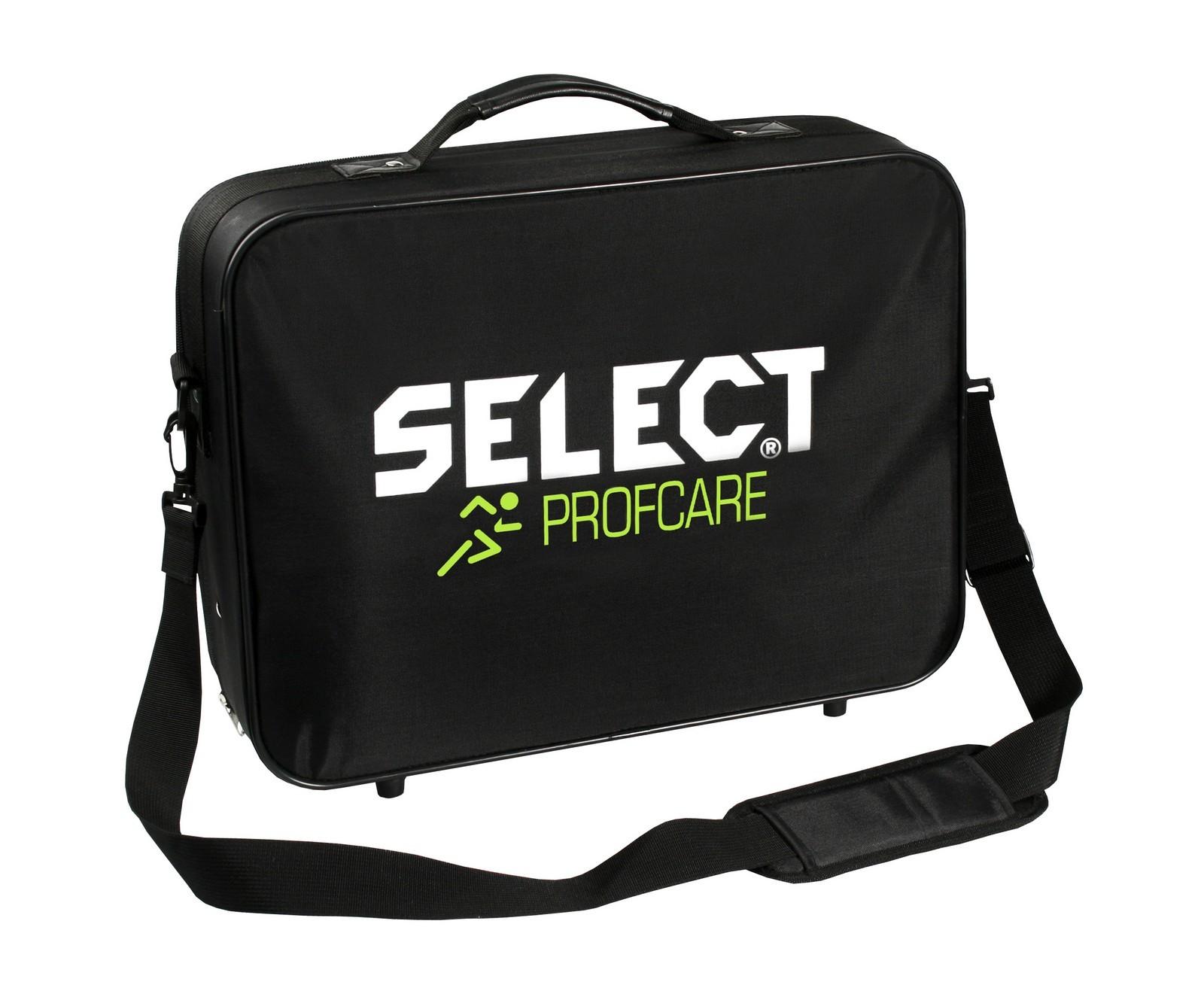 Lékařská taška Select senior s obsahem černá