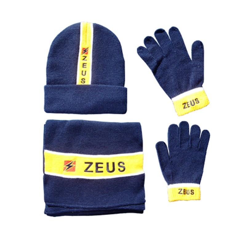 SET ZEUS TRIS WINTER Barva: Tmavě Modrá/Žlutá