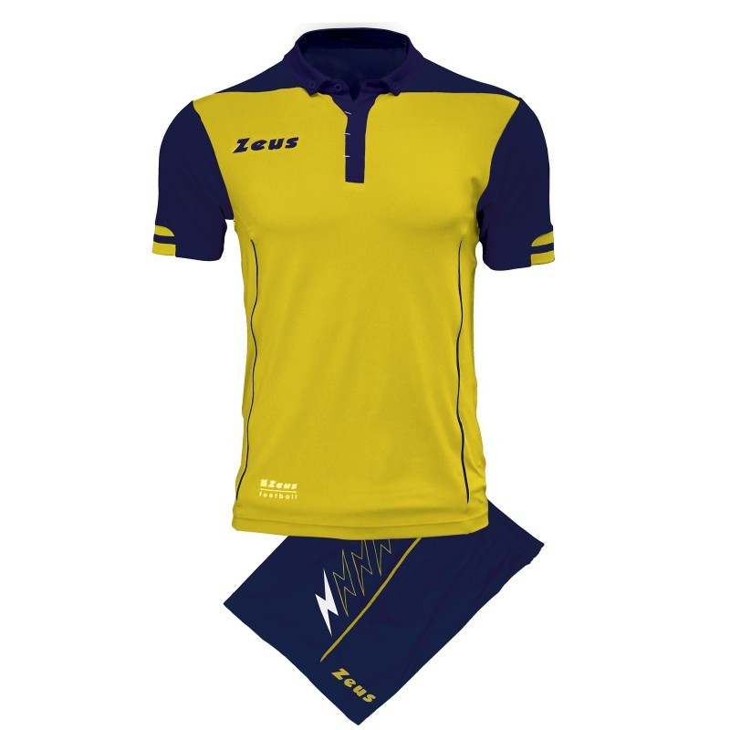 DRES + TRENKY ZEUS AQUARIUS Barva: Tm.modrá/žlutá, Velikost: S