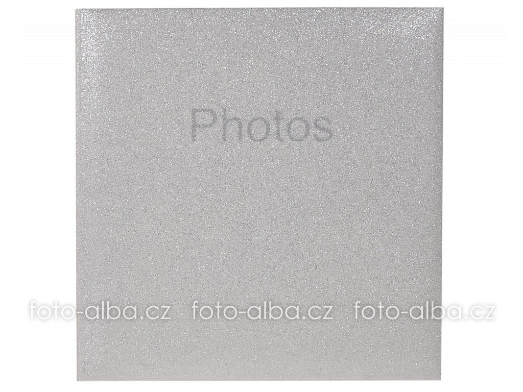 fotoalbum glitter 200 bile innova