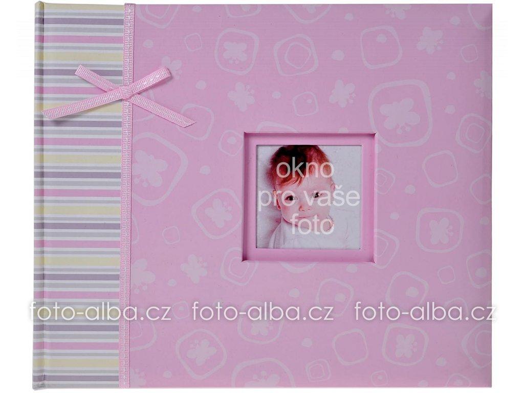 scrapbook dětské-foto album