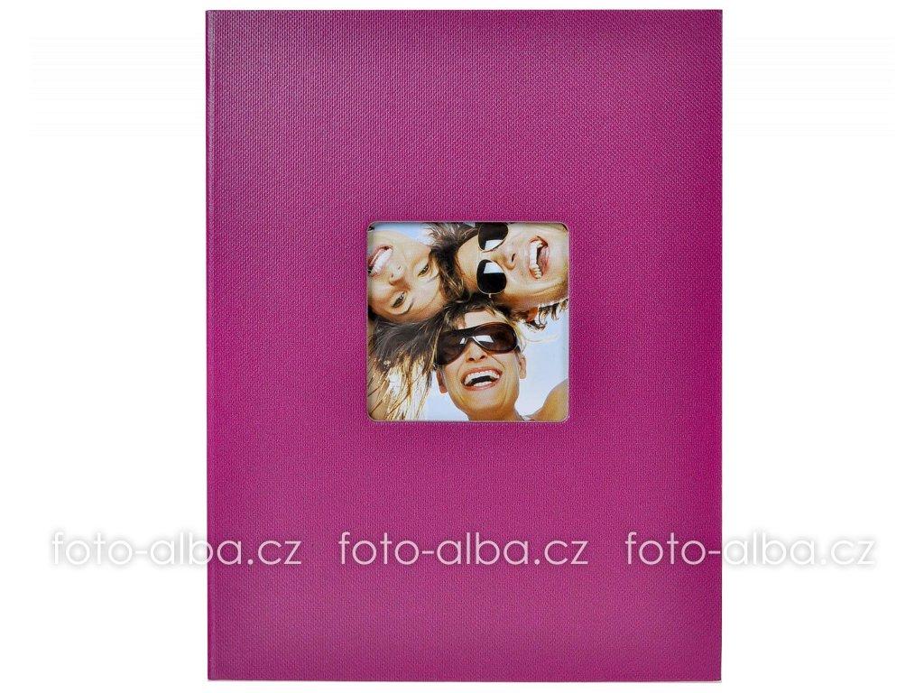 fotoalbum walther trend fialove