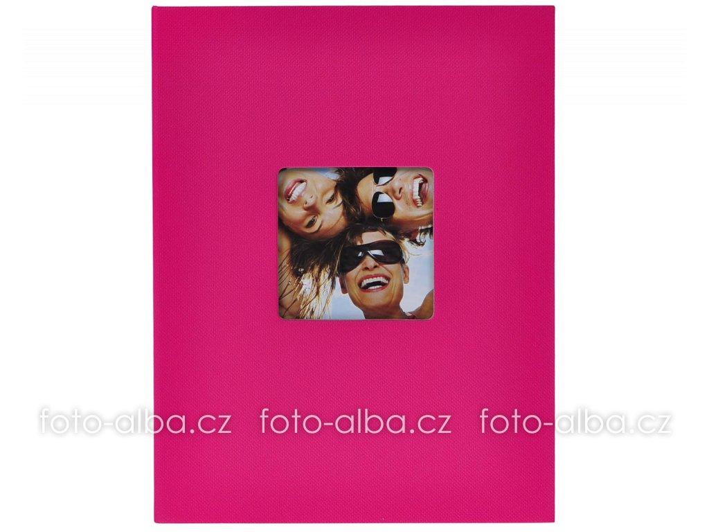 foto-album trendy růžové 13x18