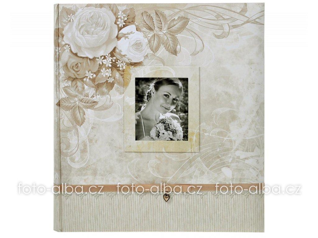 foto-album svatební kytice