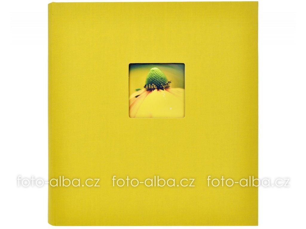 fotoalbum color zlute